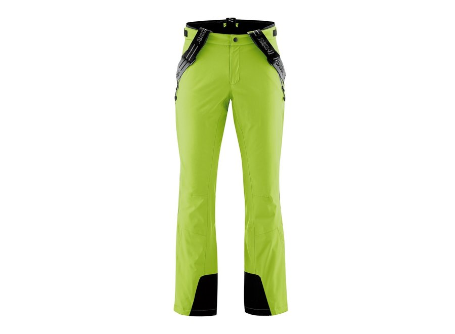 Copper Slim Pant – Lime Green