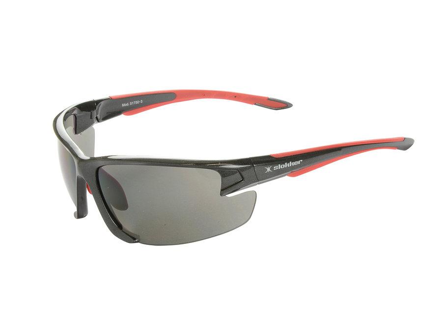 750 – Grey/Red