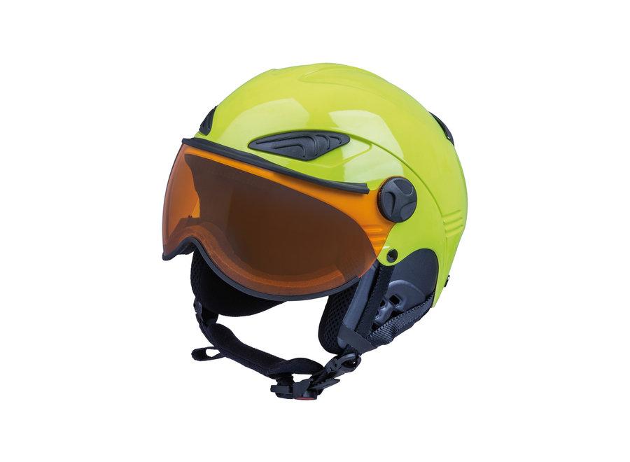 Jaky Orange Visor – Green