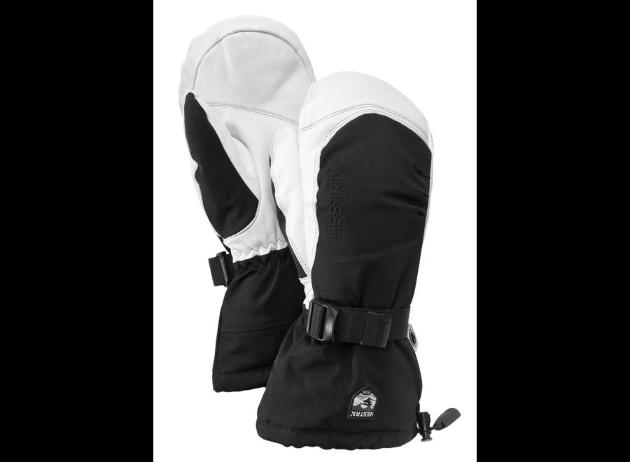 Army Leather Extreme – Mitt – Black / Offwhite
