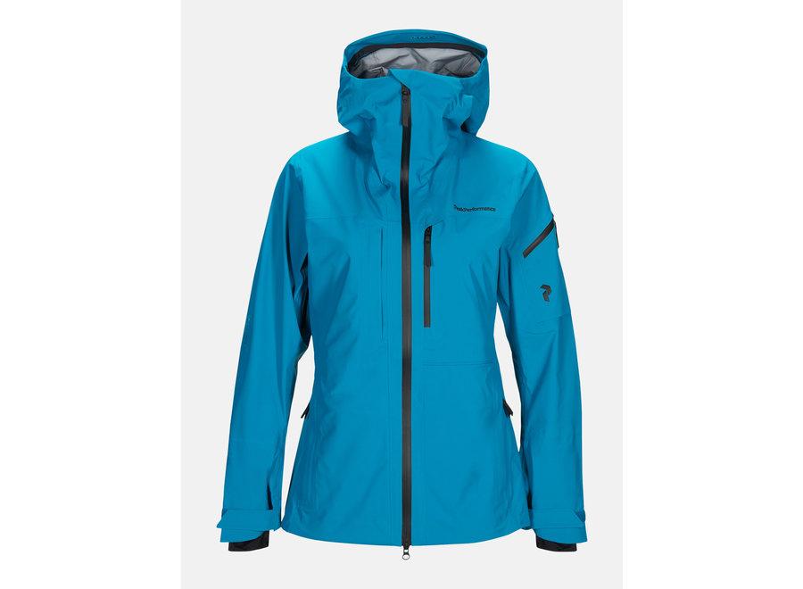 Alpine Jacket - Deep Aqua