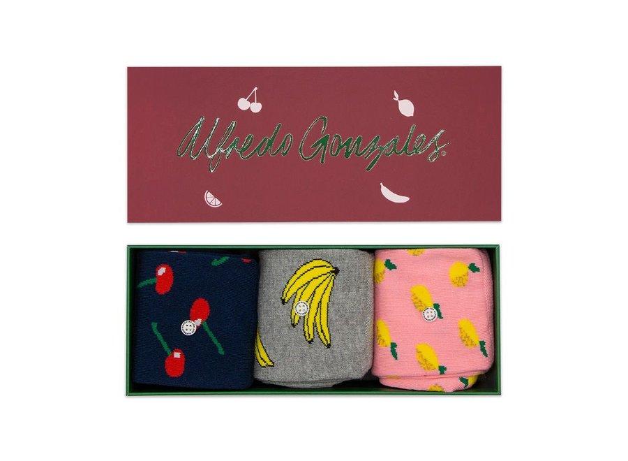 3-Pack Giftbox Food