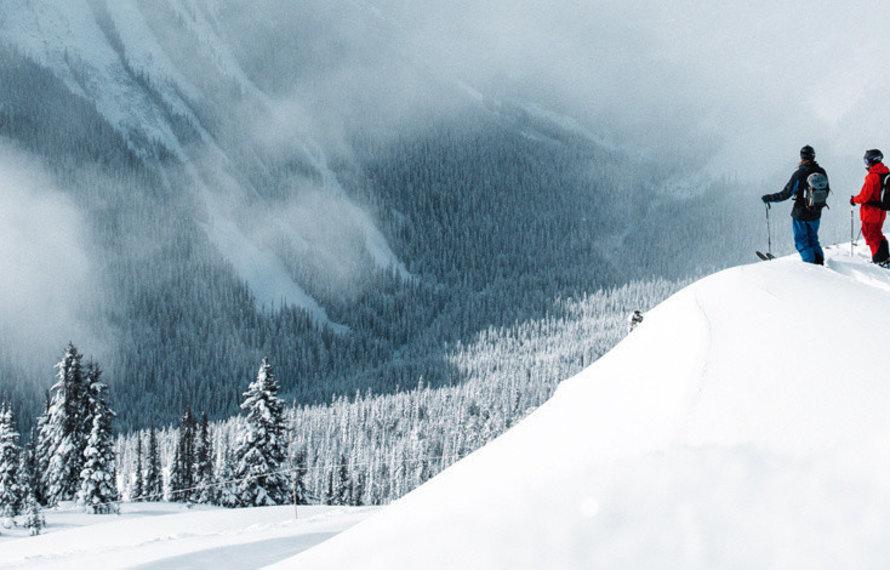 Blog: Hevige Sneeuwval