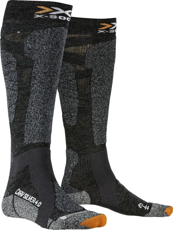 X-Socks Carve Silver