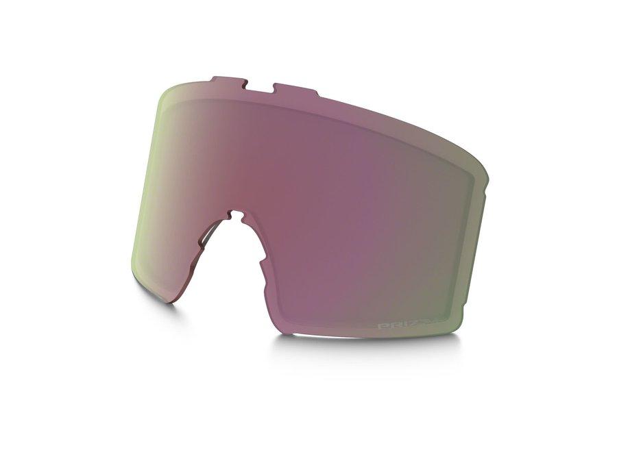 Line Miner Prizm HI Pink Iridium Lens
