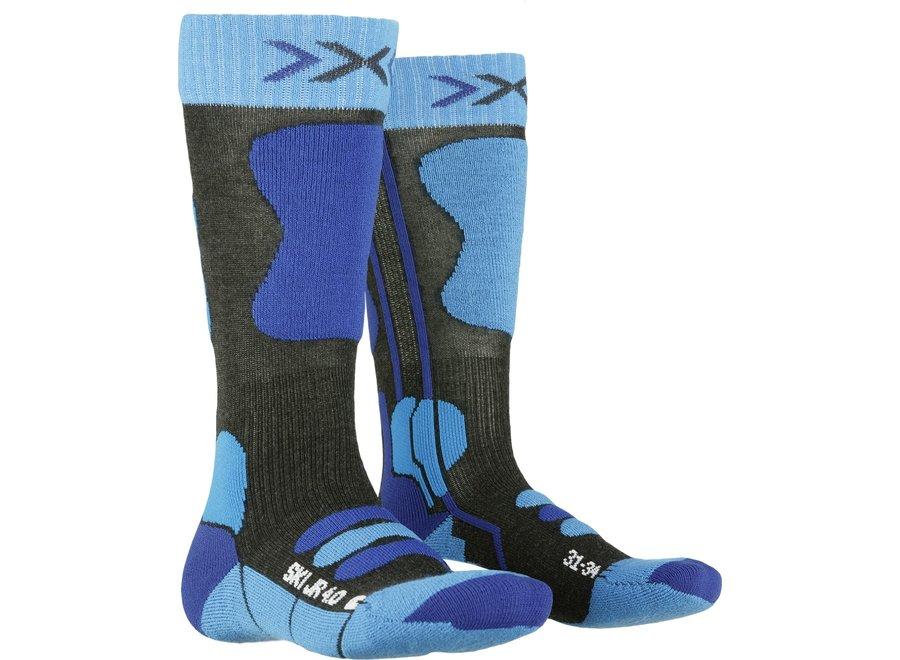 Ski Junior 4.0 - Anthracite / Blue