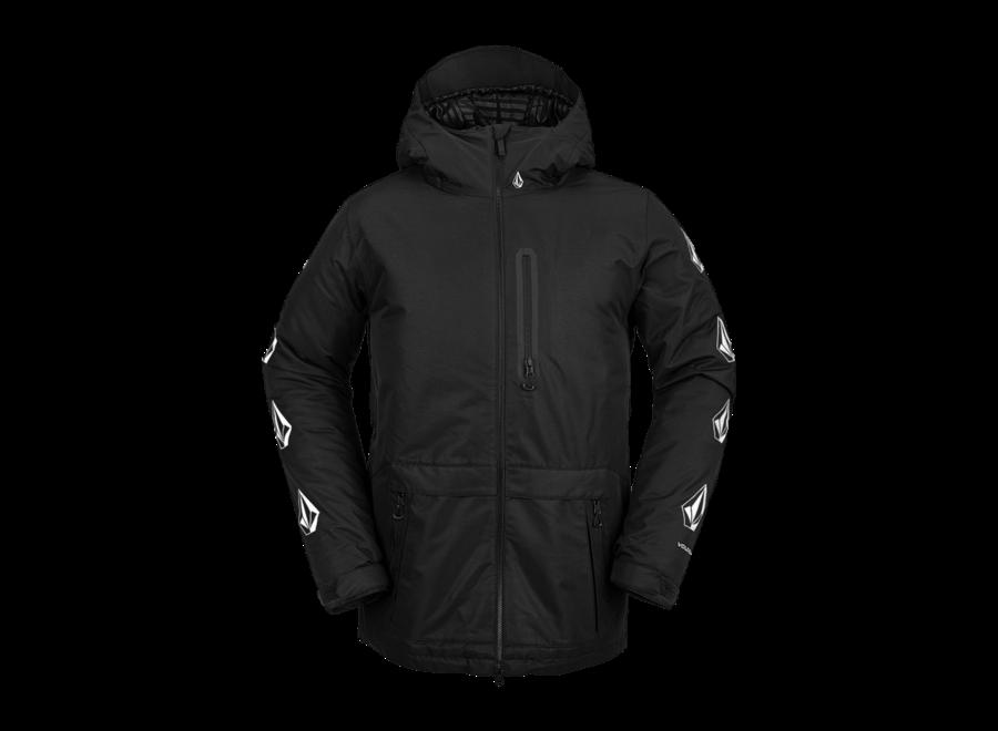 Deadlystones Insulated Jacket – Black