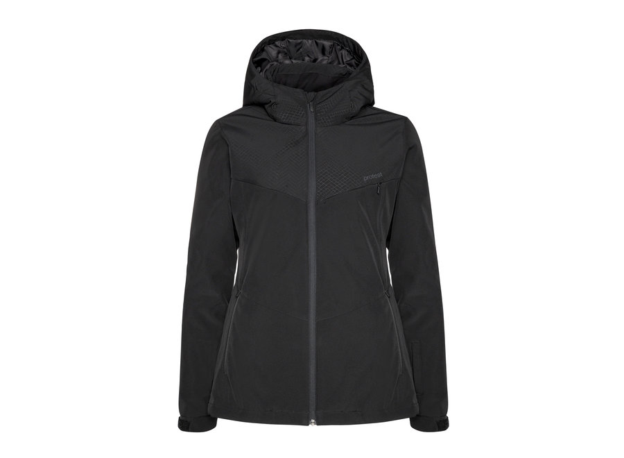 Luna Jacket – True Black