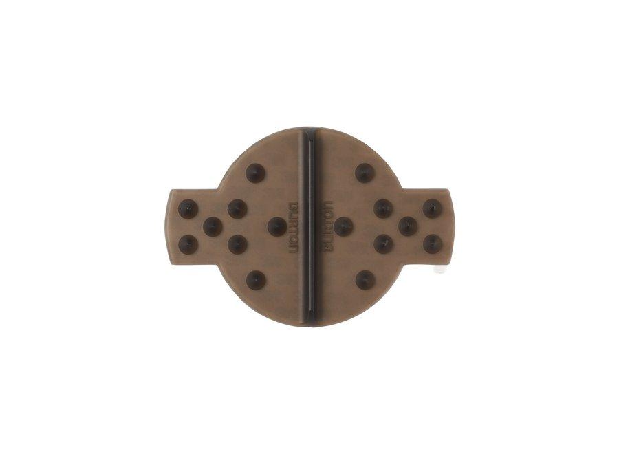 Large Scraper Pad – Translucent Black