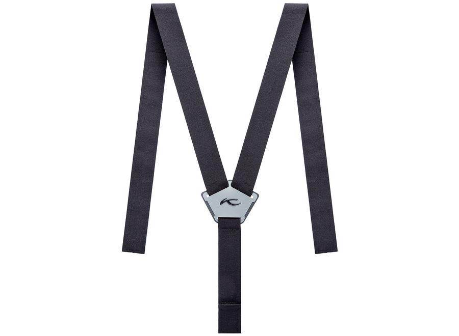 Suspenders – Short – Black