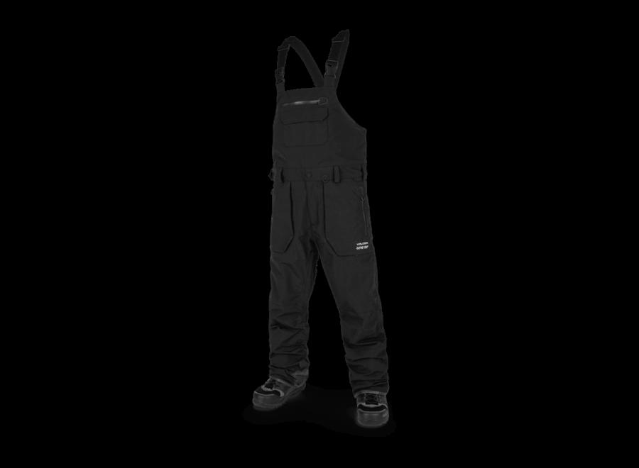Rain Gore Bib Overall – Black
