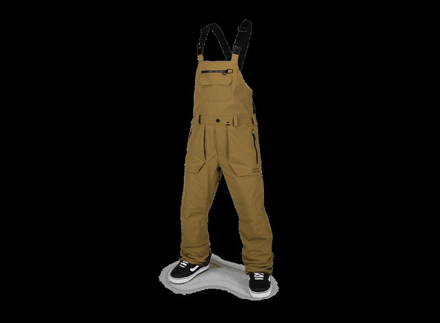 Rain Gore Bib Overall – Burnt Khaki