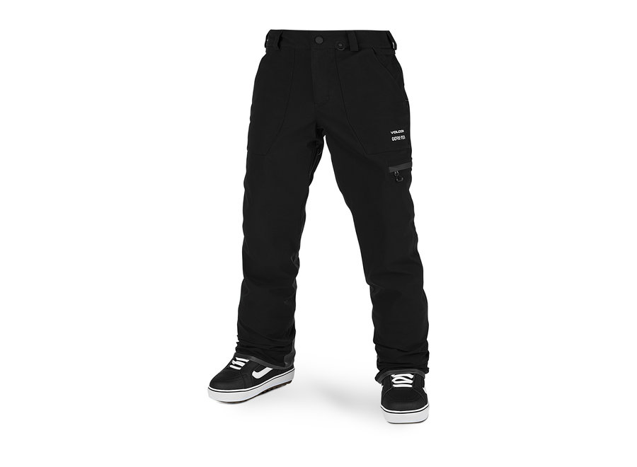 Stretch Gore – Tex Pant – Black