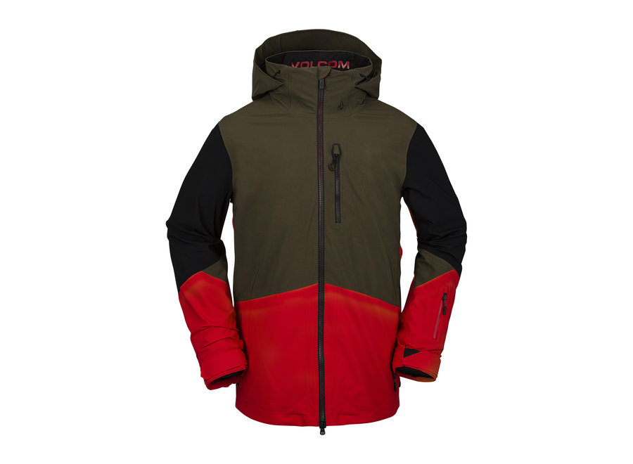 BL Stretch Gore Jacket – Red