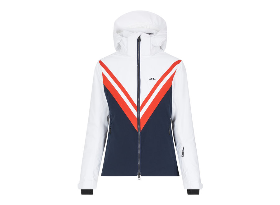 Shannon Ski Jacket – Racing Red