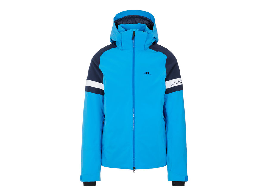 Dan Ski Jacket – True Blue