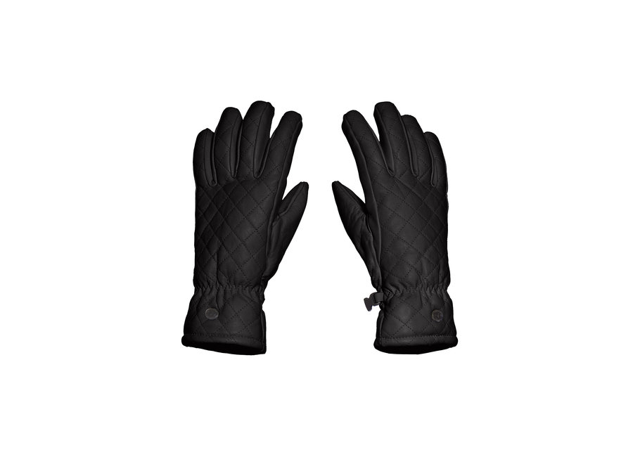 Nishi Gloves – Black