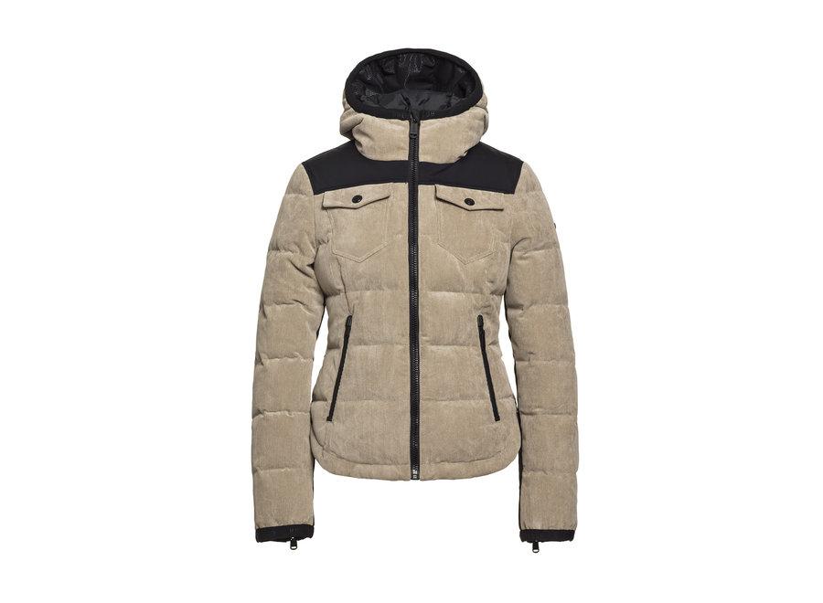 Auburn Jacket – Timber