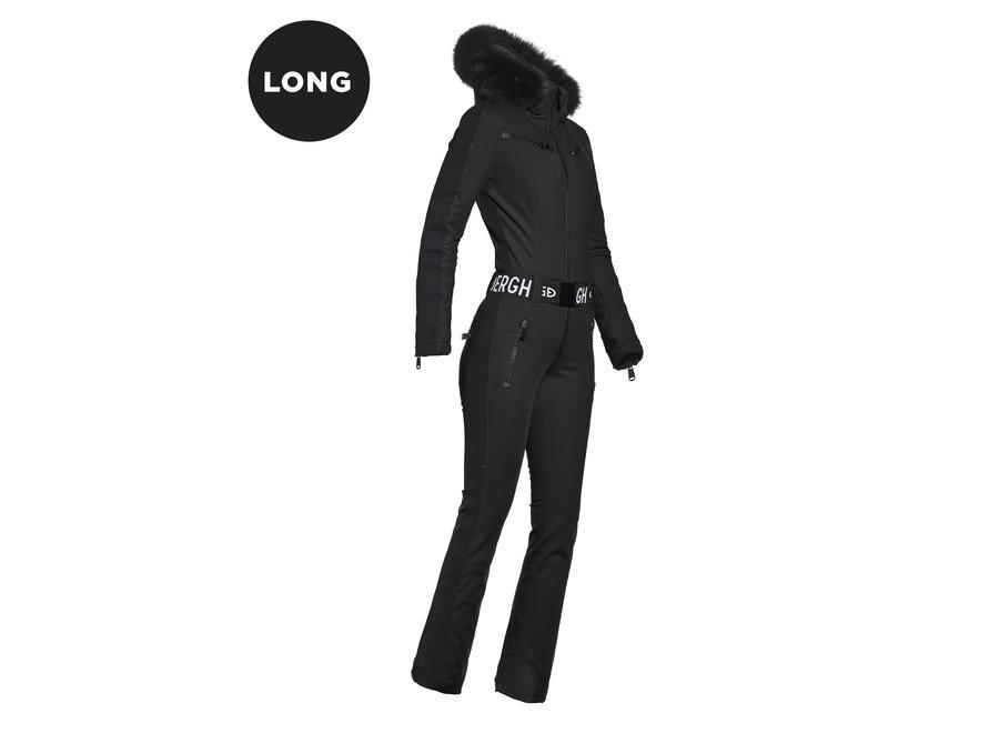 Empress Long Jumpsuit – Black