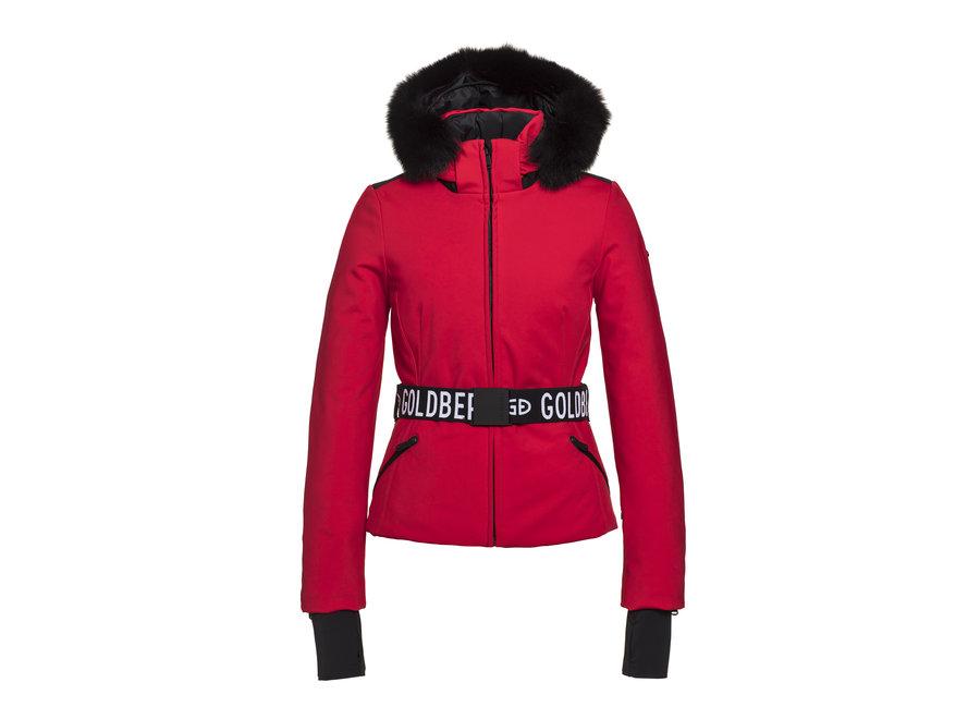 Hida Jacket – Ruby Red