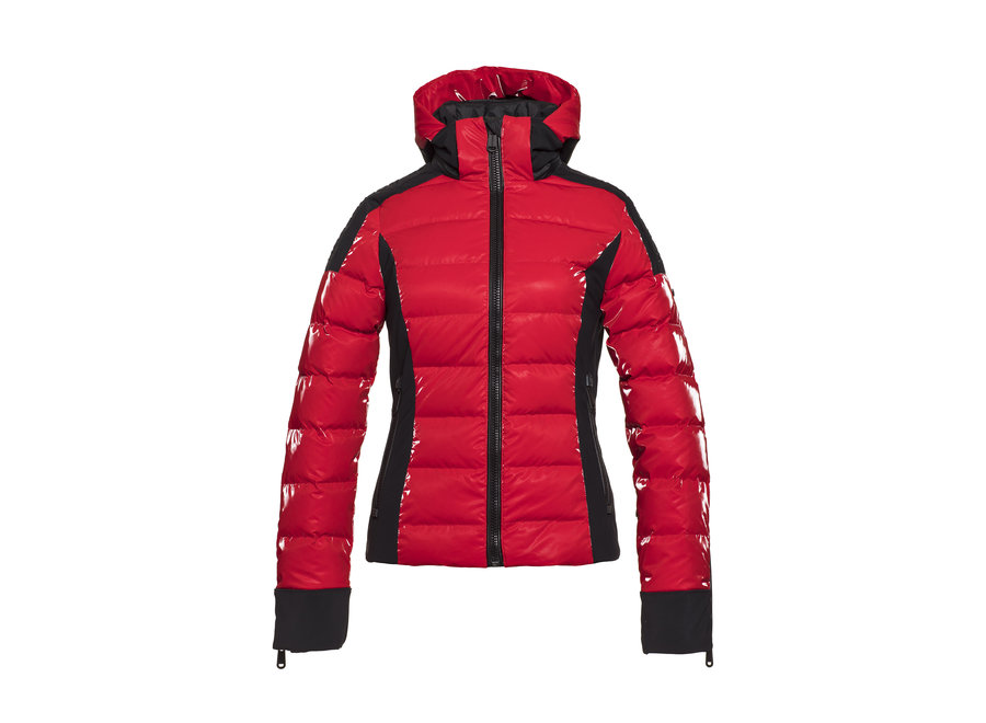 Strong Jacket – Ruby Red