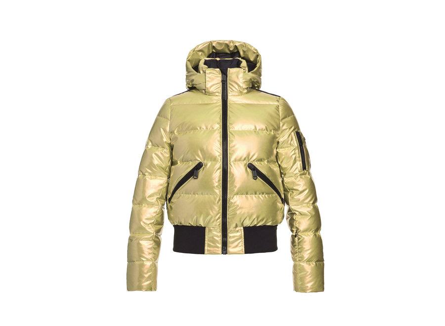 Aura Jacket – Gold