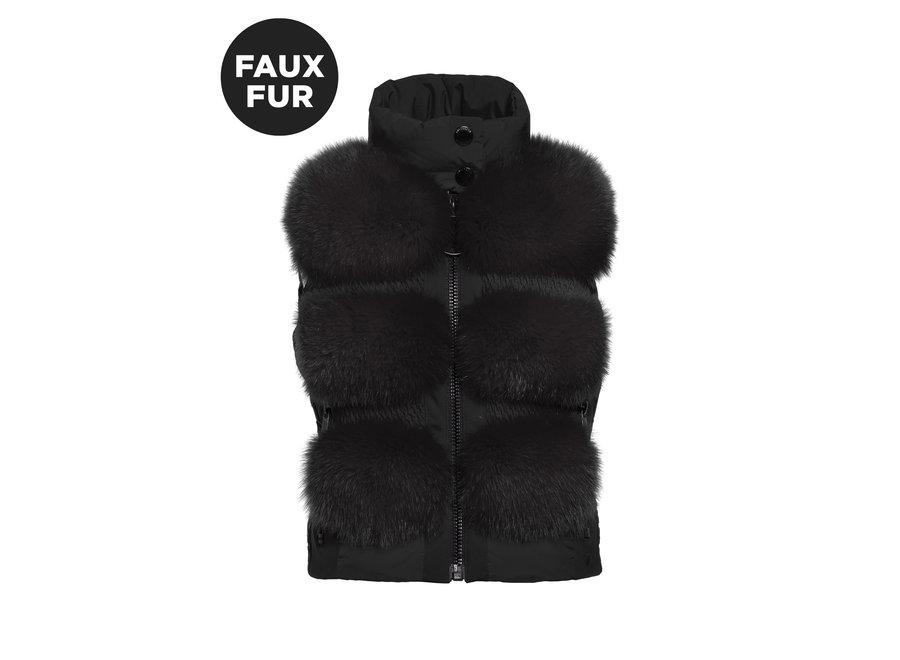 Foxy Jacket – Black