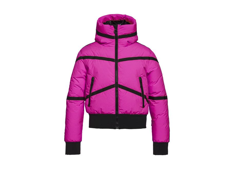 Web Jacket – Wow Pink