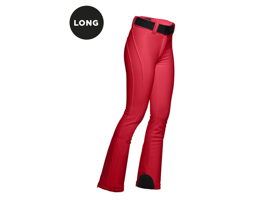 Pippa Long Pant – Ruby Red