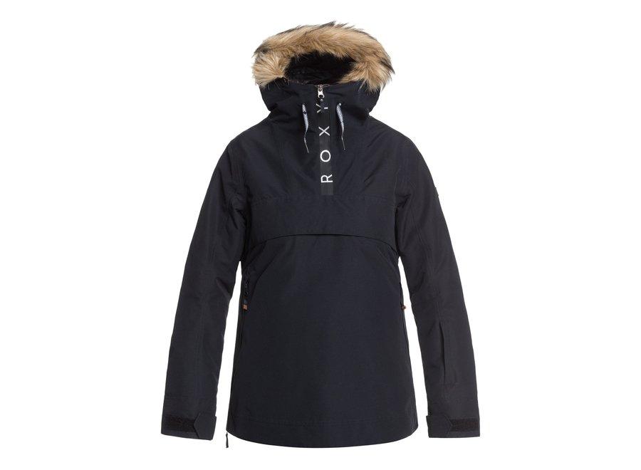 Shelter Jacket – True Black