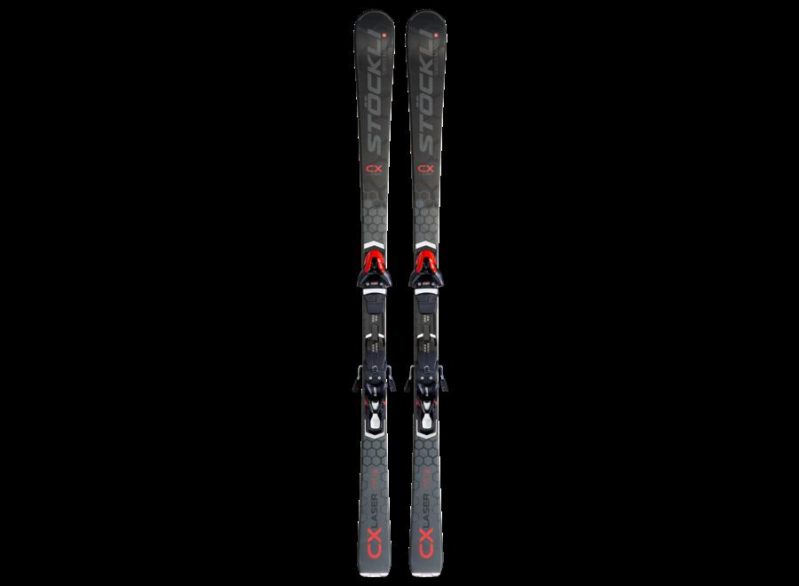 Laser CX incl. SRT Speed D20 binding