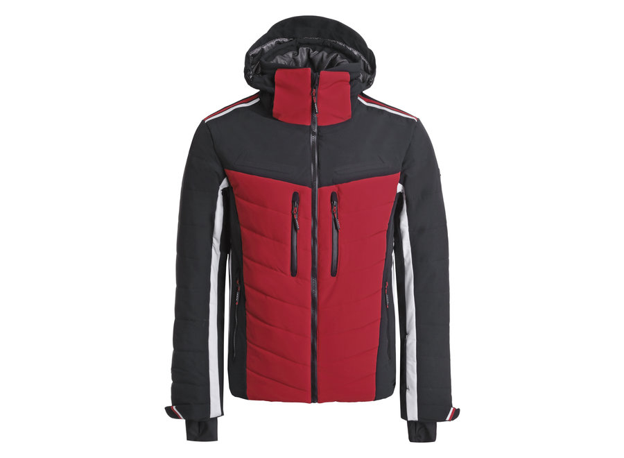 Hassi Jacket – Classic Red