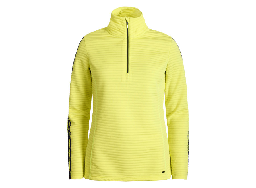 Haikka Mid Layer – Yellow