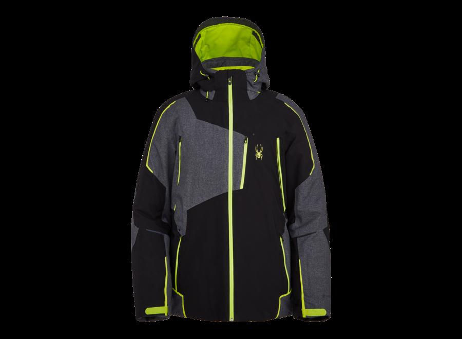Leader GTX LE Jacket – Black