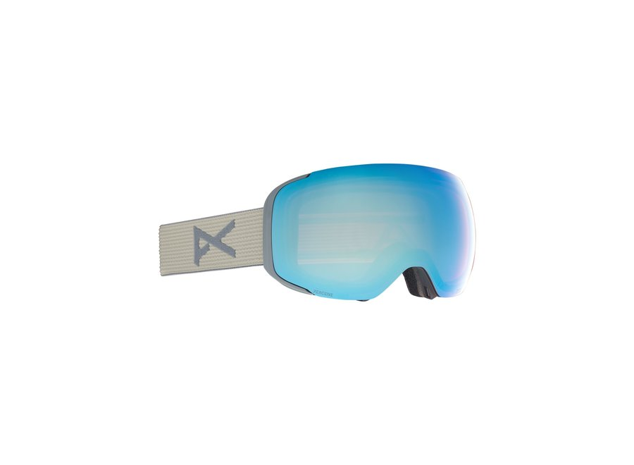 M2 + Bonus Lens – Gray / Perceive Variable Blue