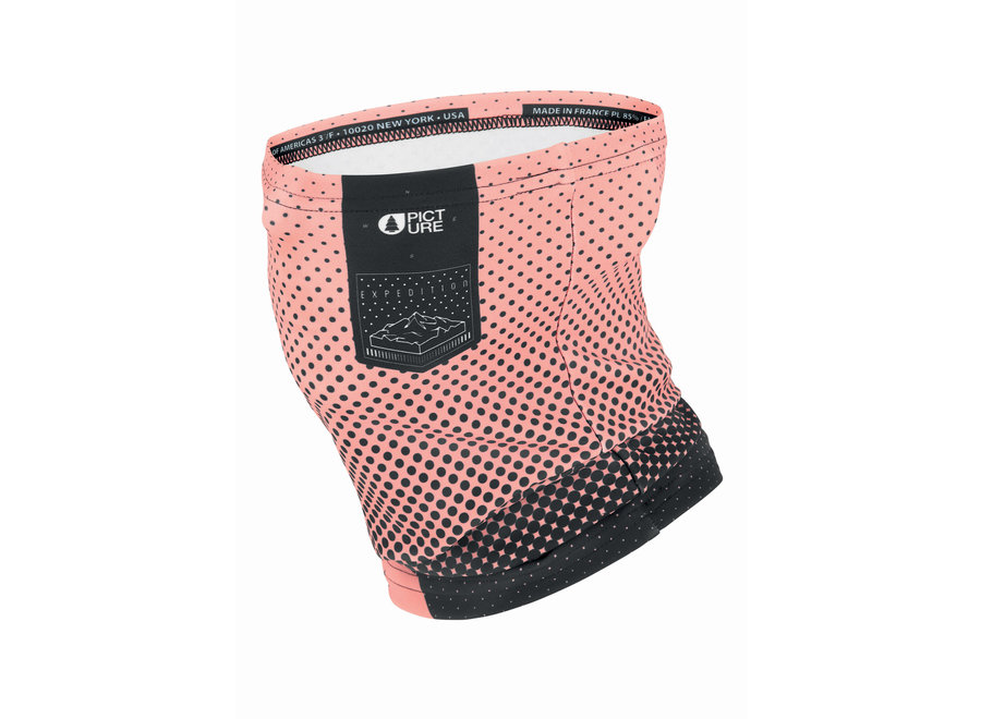 Neckwarmer – Pink Logo