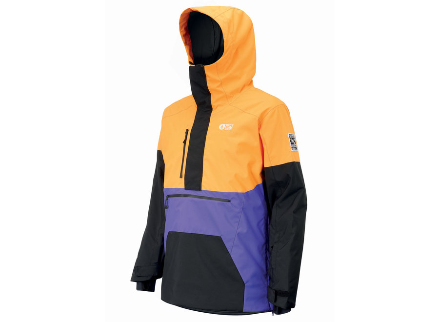 Trifid Jacket – Yellow Black