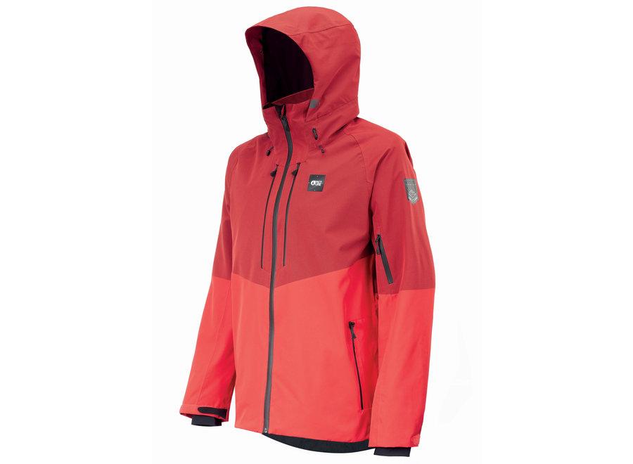 Goods Jacket – Red