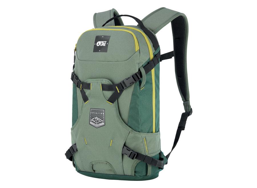 Oroku 22L Backpack – Forest Green