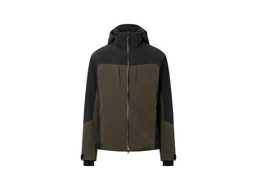Carter-T Jacket – Soft Grey