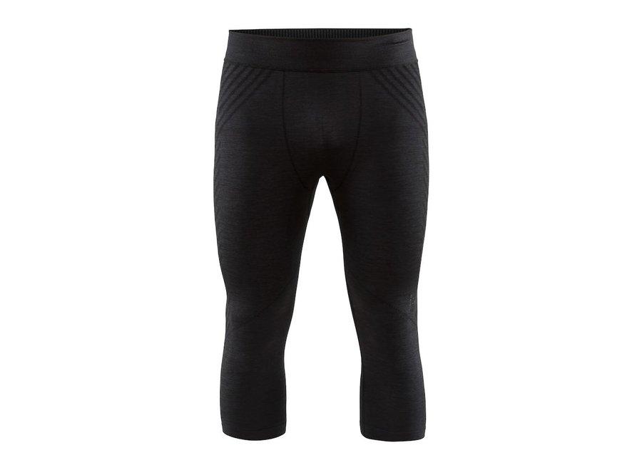 Fuseknit Comfort Knicker - Black