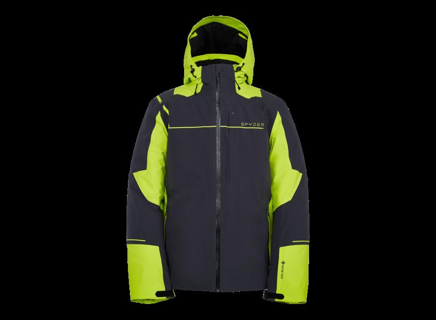 Titan GTX Jacket – Ebony
