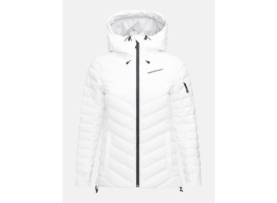 Frost Ski Jacket – Offwhite