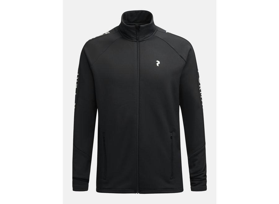 Rider Zip Jacket – Black