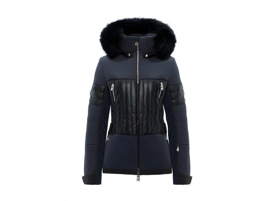Aggi Leather Fur