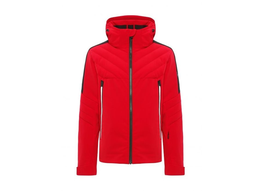 Finlay Jacket – Flame Red