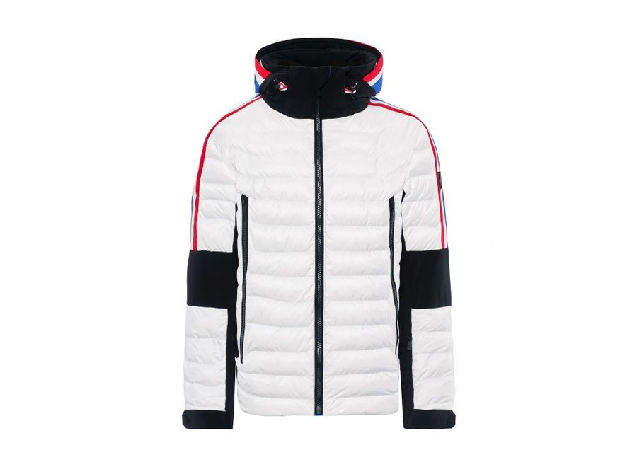 Glyn Jacket – Bright White