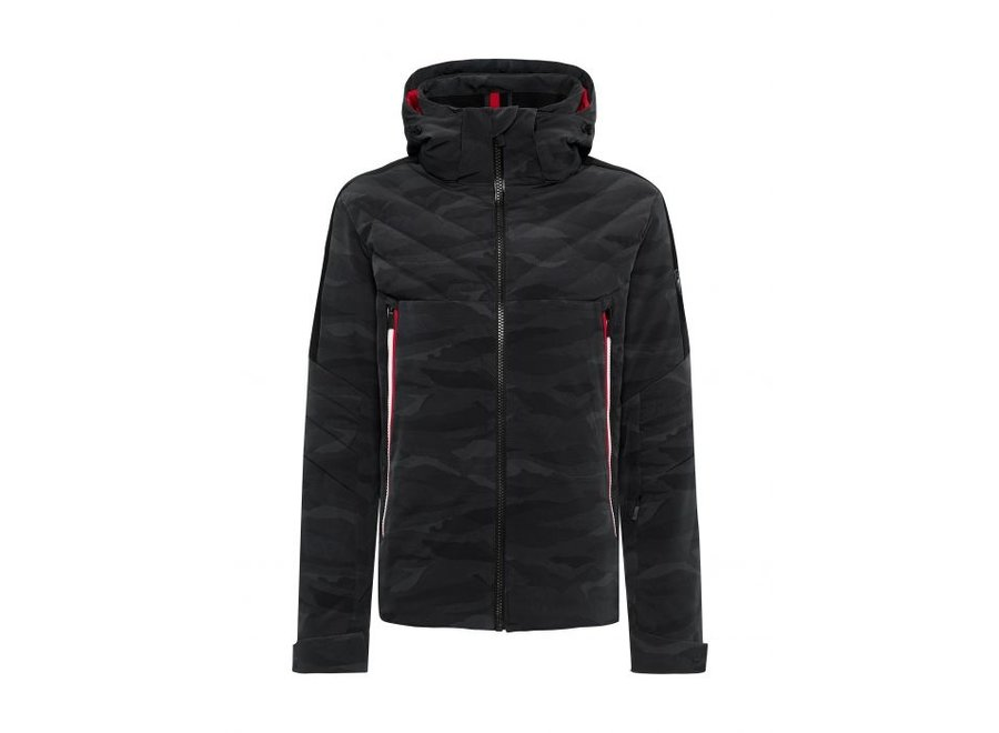 Finlay Print Jacket – Mountain Camou