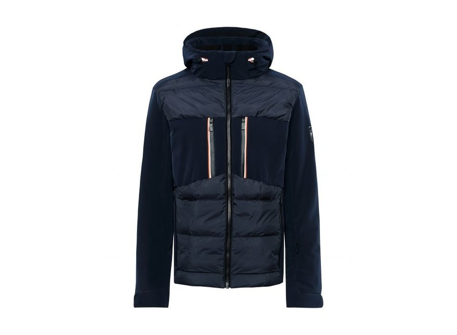 Colin TwoTone Jacket – Midnight