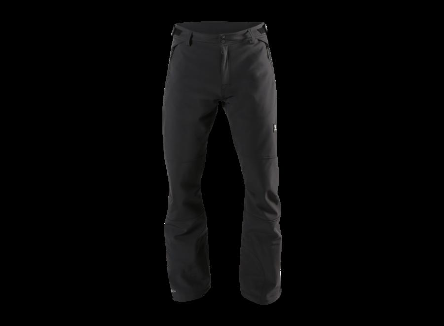 Huygens Softshell Pant – Black